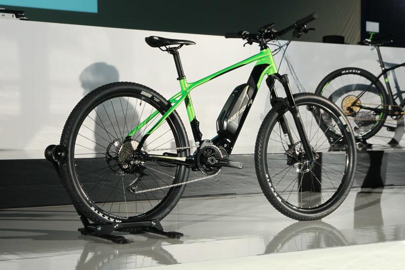 メリダからe-bike「eBIG.SEVEN 600」が発表され、試乗してきました