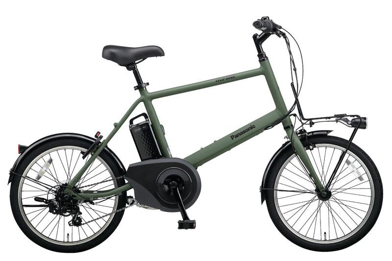 電動アシスト自転車スポーティーモデル「VELOSTAR・MINI」