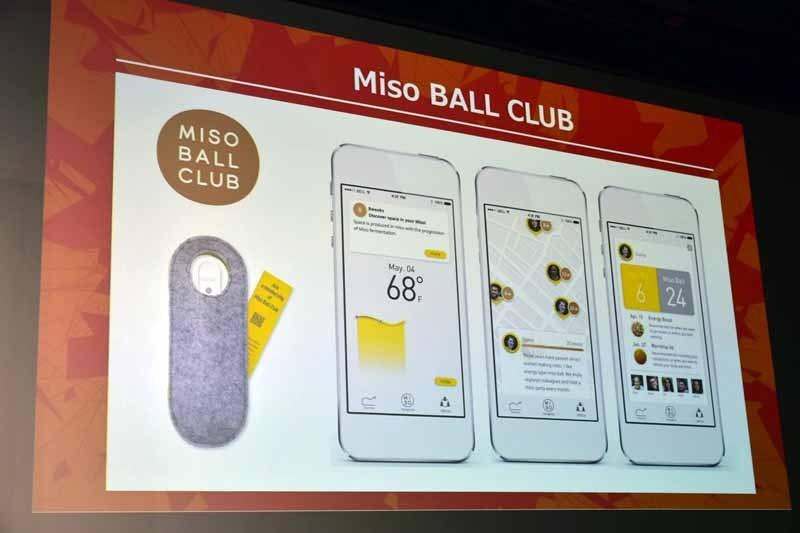 味噌を中心につながるコミュニティ「Miso BALL CLUB」