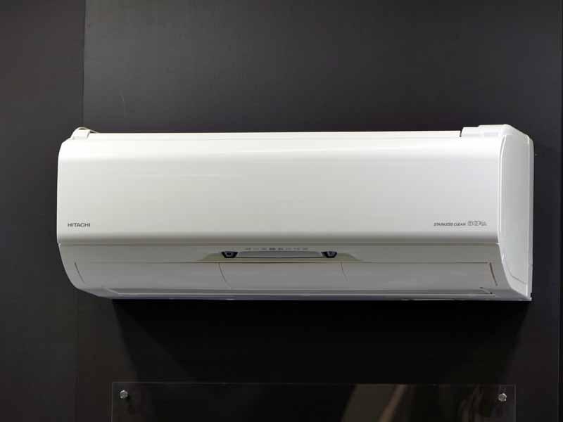 ルームエアコン「白くまくん プレミアム Xシリーズ」