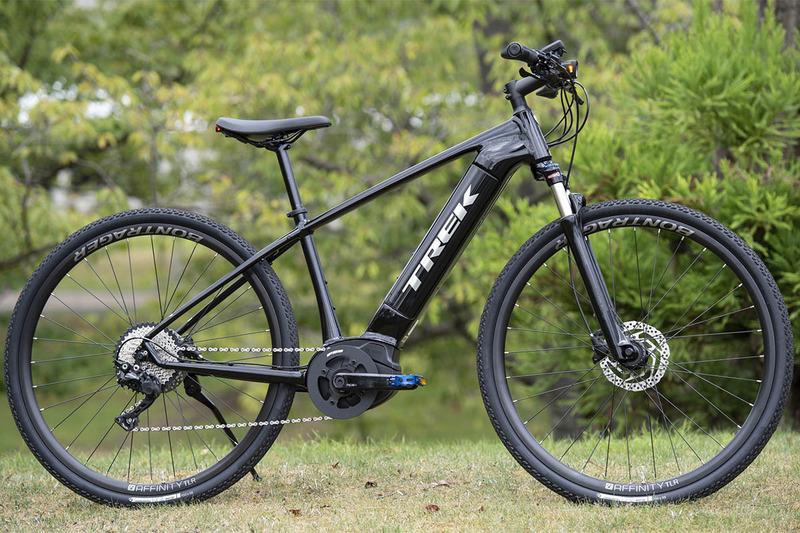トレックの第2弾となるe-bike「Dual Sport+」