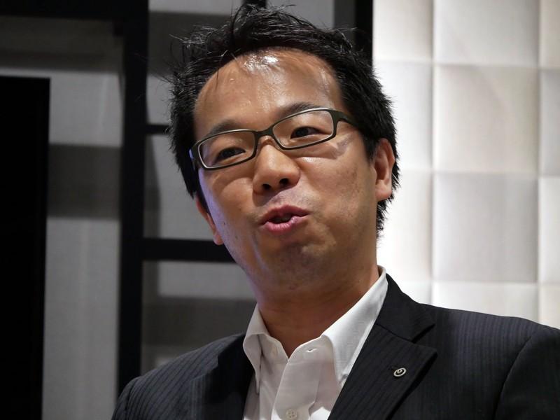 NTT東日本 ビジネス開発本部第三部門の小池 哲哉部長