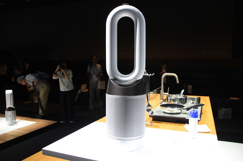 Dyson Pure Hot+Cool 空気清浄ファンヒーター