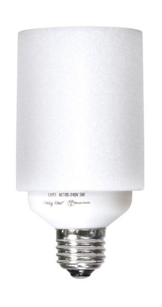 口金はE26。明るさは10~20W型のLED電球