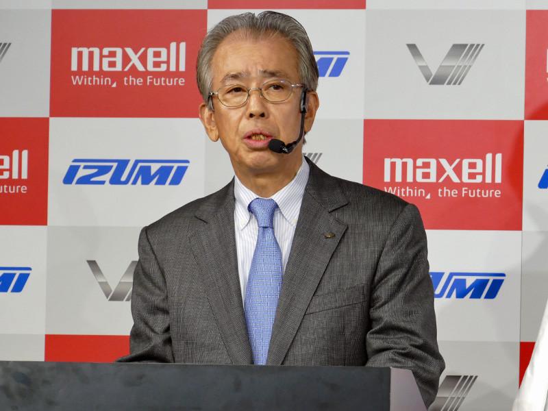 代表取締役社長 志摩 寿一郎氏