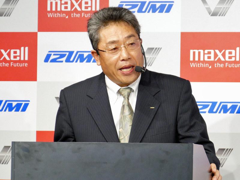 家電事業部 事業部長 吉池 義昭氏