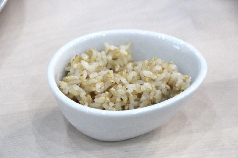 高機能玄米を美味しく炊く「金のいぶき」モード