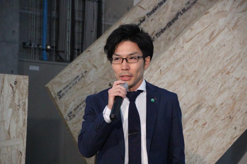 三菱電機ホーム機器 営業部 家電営業課・八百幸 史晃氏