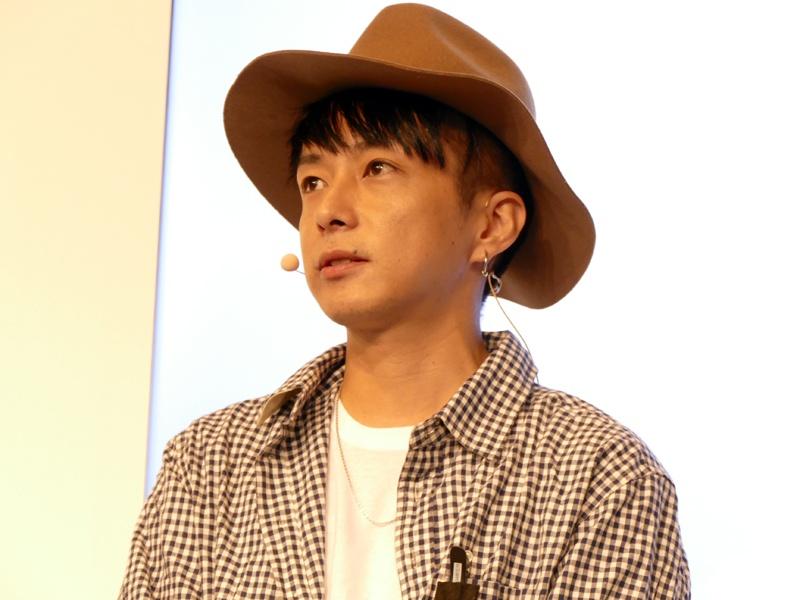 ヘア&メイクアップ アーティストの奈良 裕也氏