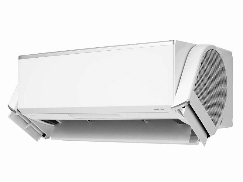 ルームエアコン「ノクリアX」2018年モデル