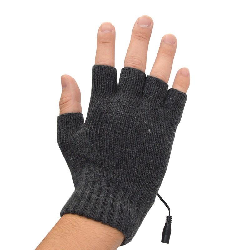 ヒーター内蔵手袋「USB指までヒーター手袋2」