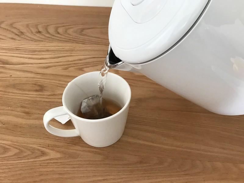 紅茶やコーヒーはもちろんだけど