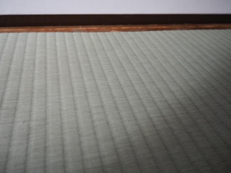 畳の部分がキレイになるのは当たり前