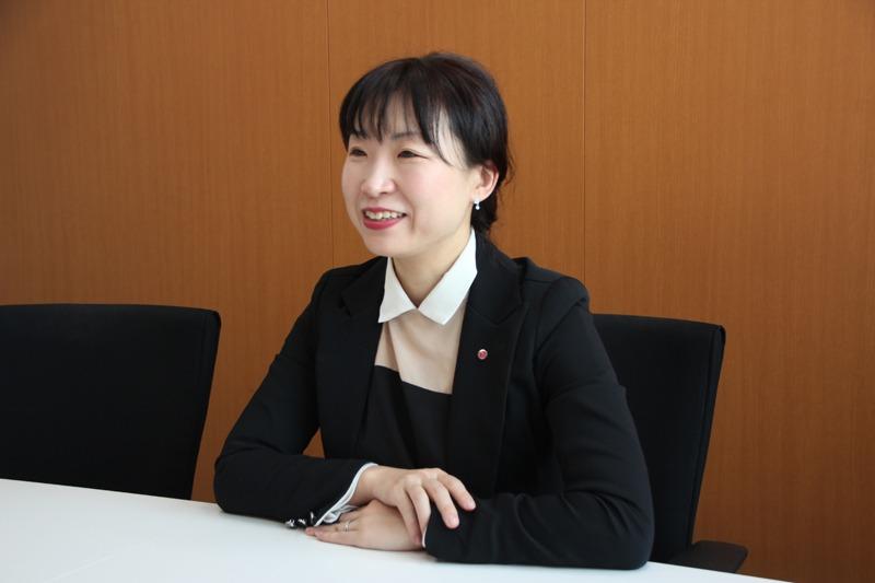 LGエレクトロニクス・ジャパン マーケティングチーム 金 敬花氏