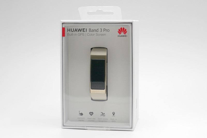 HUAWEI Band 3 Pro(ゴールド)