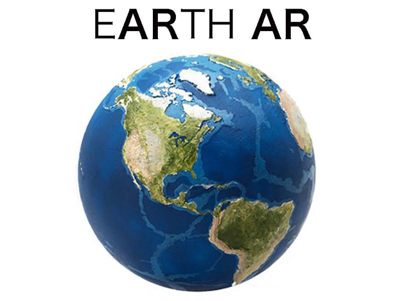 「EARTH AR」