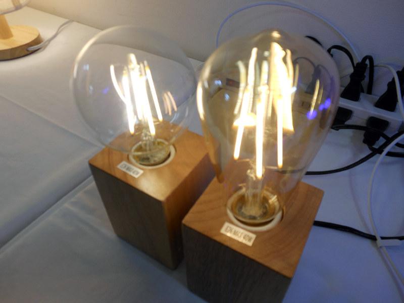 第2四半期に発売が予定されているフィラメントLED電球
