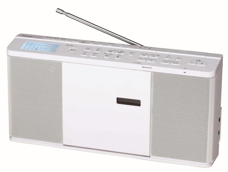 CDラジオ「TY-CX700」