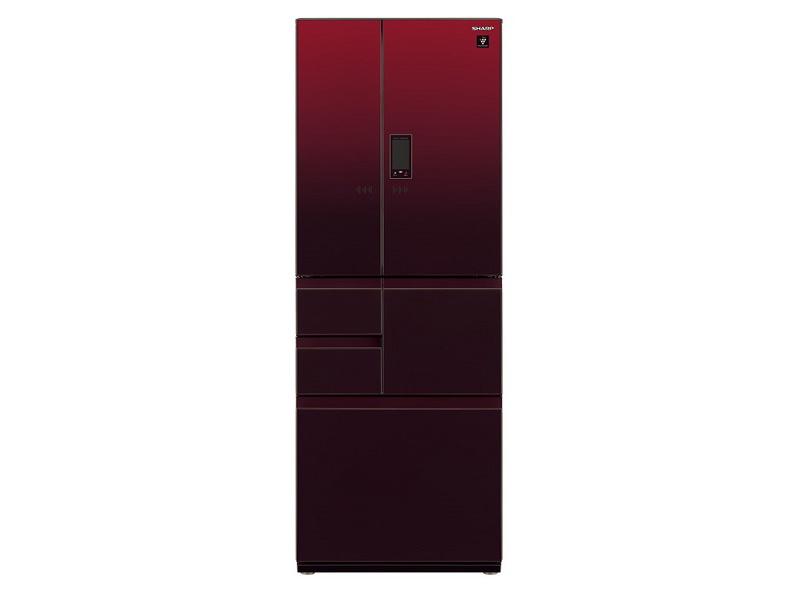 シャープ「プラズマクラスター冷蔵庫 メガフリーザー SJ-GX55E」