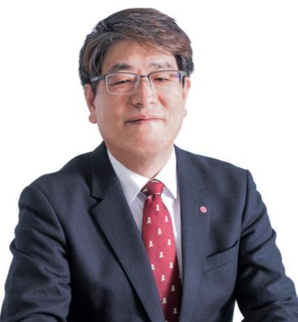 代表取締役へ就任する、李 栄彩氏