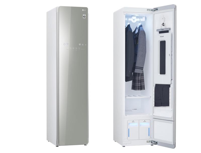 LGエレクトロニクス「LGスタイラー ミラーモデル S3MF」