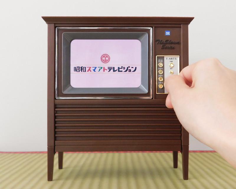 ダイヤルを回すと、画面が切り替わる