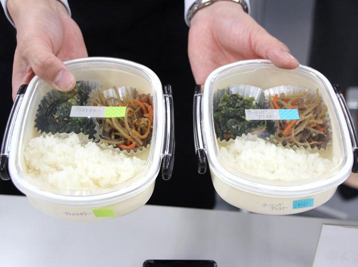 お弁当のあら熱取りができるIoT冷凍冷蔵庫「WPXタイプ」