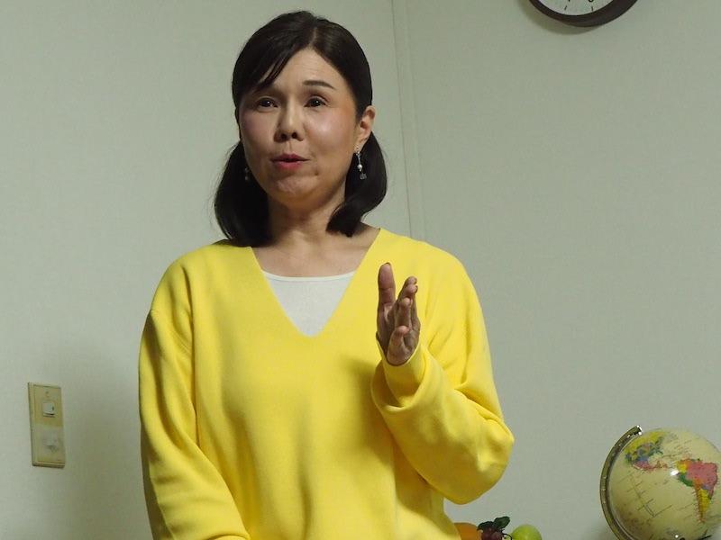 一般社団法人「JAPAN よみきかせ協会」の代表理事、景山 聖子氏