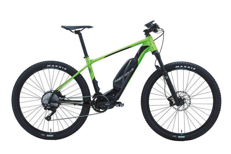 メリダの「e.BIG SEVEN 600」などの最新e-bikeを体感できる