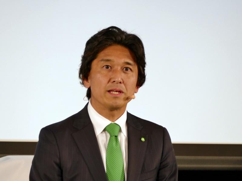アイロボットジャパン 代表執行役員社長・挽野 元氏