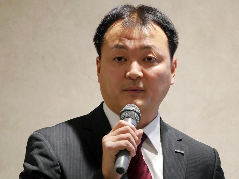 パナソニック アプライアンス社 スマートエネルギーシステム事業部の寺崎 温尚事業部長