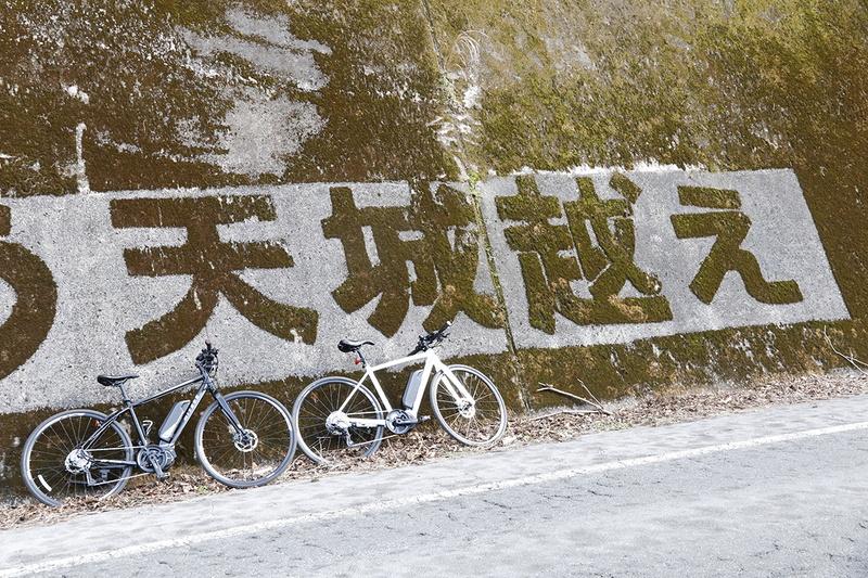 今回はe-bike部で天城越えにチャレンジ!!