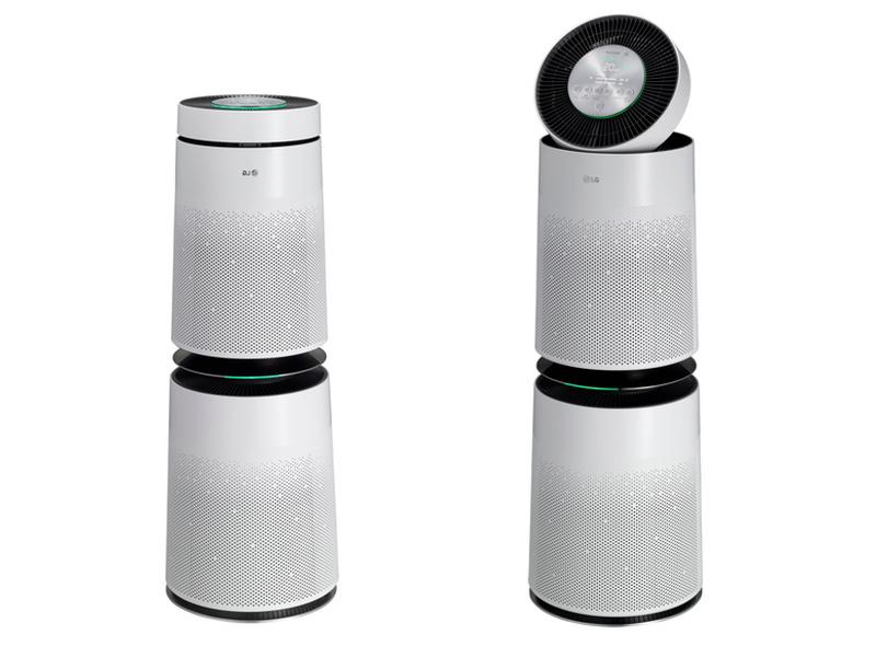 「LG PuriCare 空気清浄機」
