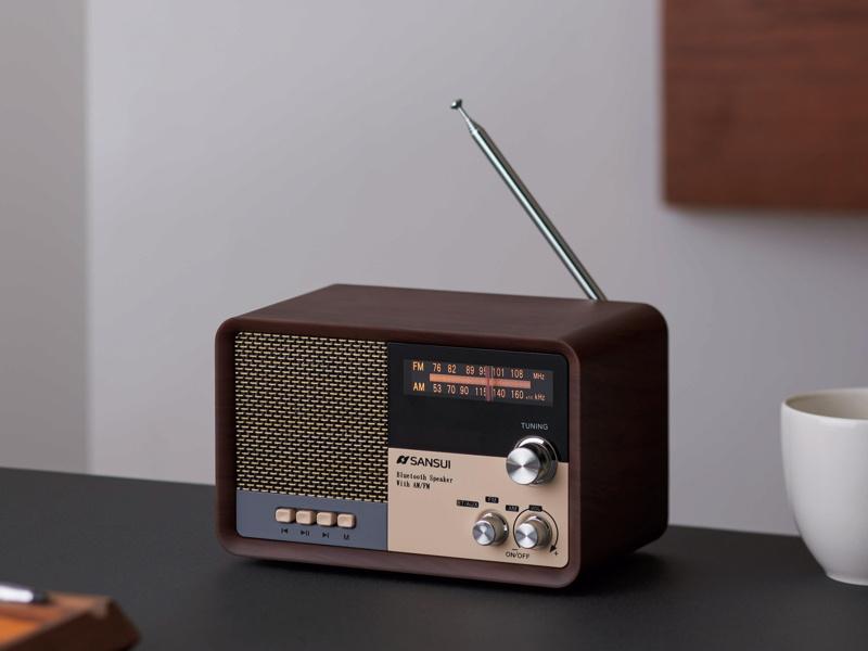 ラジオスピーカー「MSR-1」