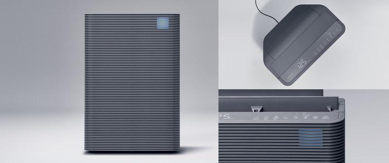 高い空気清浄能力と、便利なセンサー機能を備える