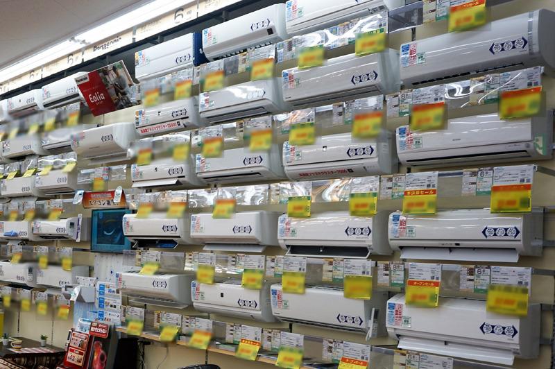 エアコンは、最大需要期前の6月末までに購入しよう(写真はイメージです)