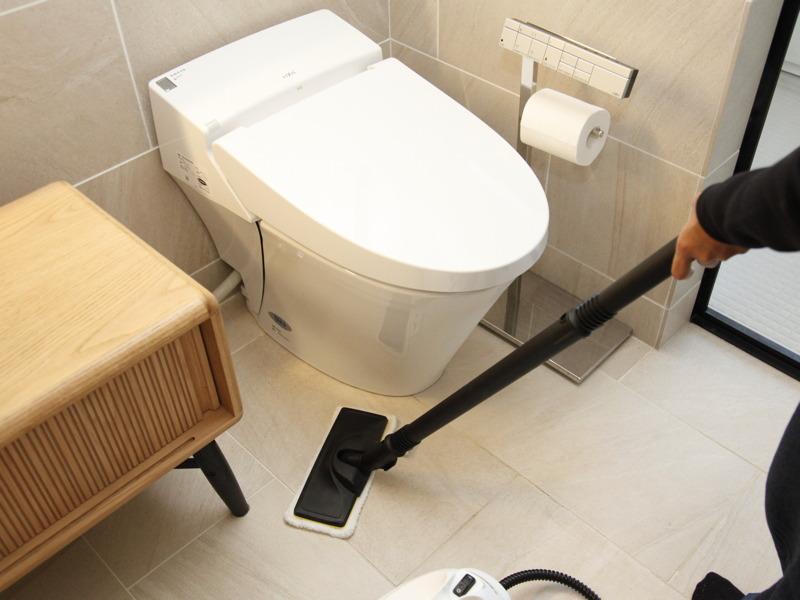 油汚れや土埃、トイレの床など、クロスの使い回しを避けたい場所の清掃にも気兼ねなく使える