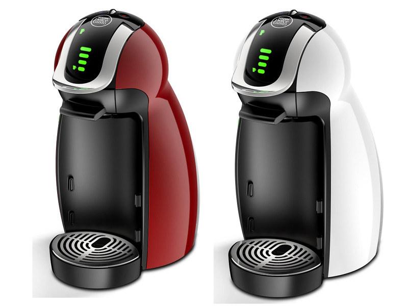 カプセル式コーヒーマシン「ネスカフェ ドルチェ グスト ジェニオ アイ」