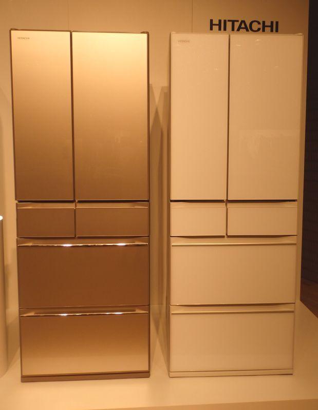 今年1月に発表された「ぴったりセレクト・まるごとチルド」機能を備えたKX/KWシリーズの冷蔵庫