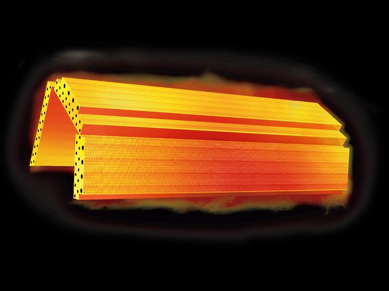 熱交換器加熱除菌は、約90分から約50分と、約半分程度に時間が短縮(イメージ)