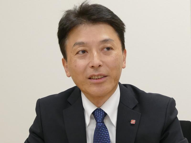 富士通ゼネラル 空調機事業統括本部 空調機商品企画部 主席部長・平 律志氏