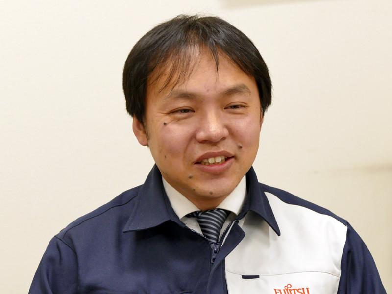 同社 空調機商品開発本部 空調機商品技術部 第三技術部 部長・AI技術開発部 部長・河合 智文氏