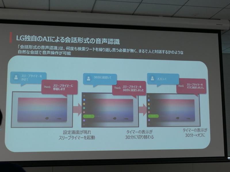 LG NanoCell TV AI ThinQシリーズは4つのナノテクノロジーを採用する
