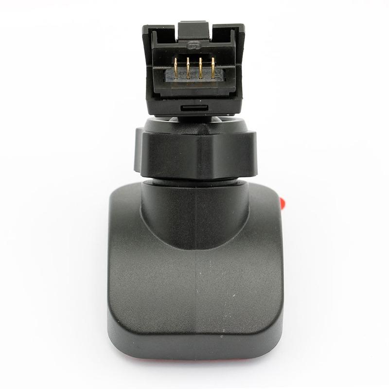 設置用のブラケットには、GPSを内蔵する