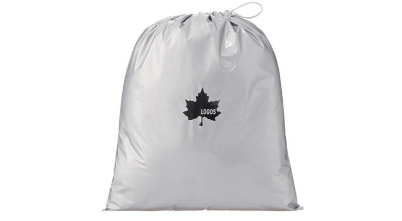 各パーツをまとめて収納できる、付属の収納バッグ