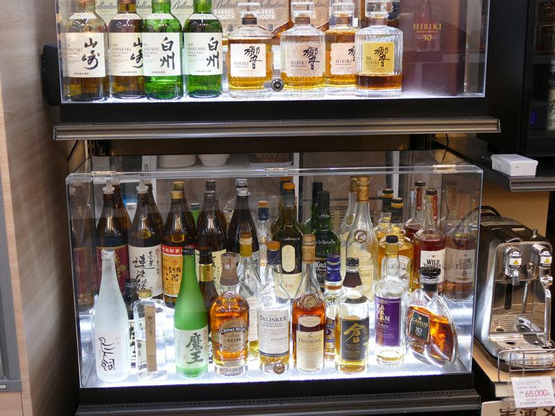 高級なお酒も!!
