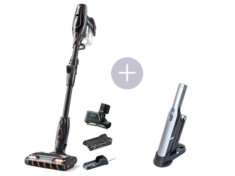 スティック掃除機「EVOFLEX S30」とハンディ掃除機「EVOPOWER W30」のセット