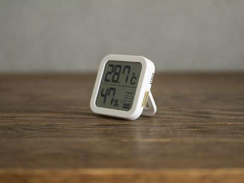 デジタル温湿度計「AT-TH11」