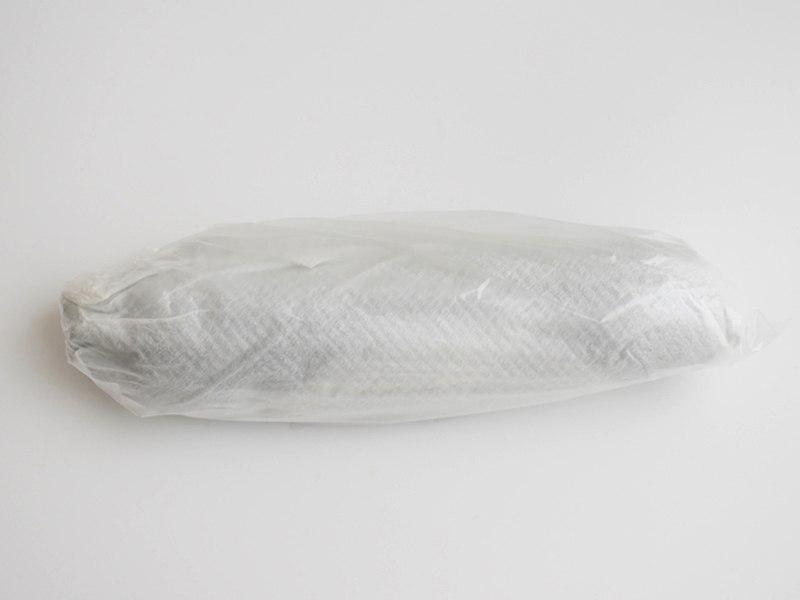 キッチンペーパーで包むと乾燥を防げる