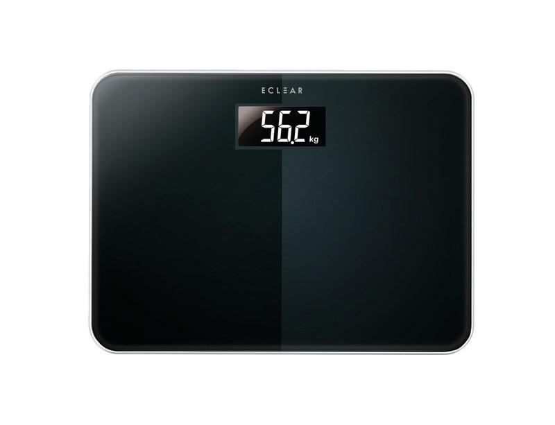 体重計「HCS-S01」ブラック